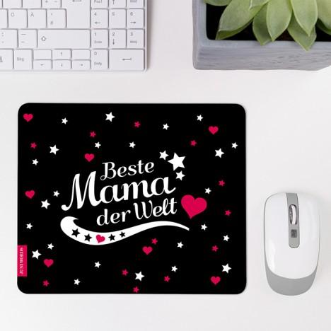 Mousepad Beste Mama - Motiv 5