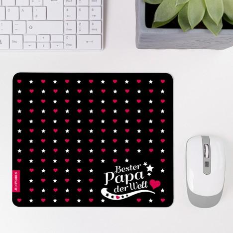 Mousepad Bester Papa - Motiv 1