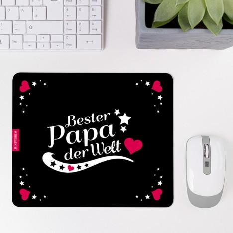 Mousepad Bester Papa - Motiv 3