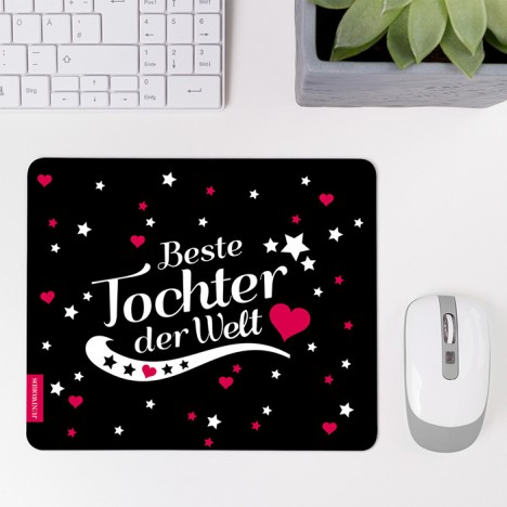 Mousepad Beste Tochter - Motiv 5
