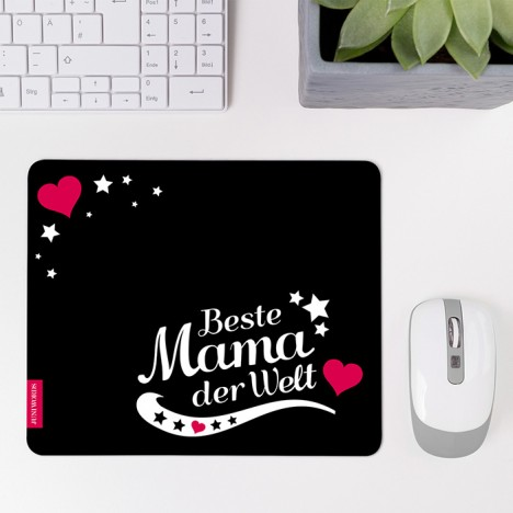 Mousepad Beste Mama - Motiv 7