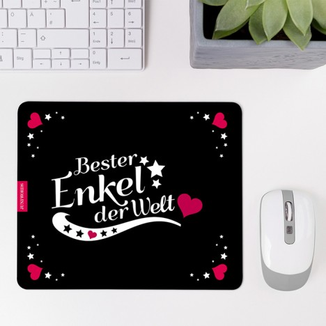 Mousepad Bester Enkel - Motiv 3