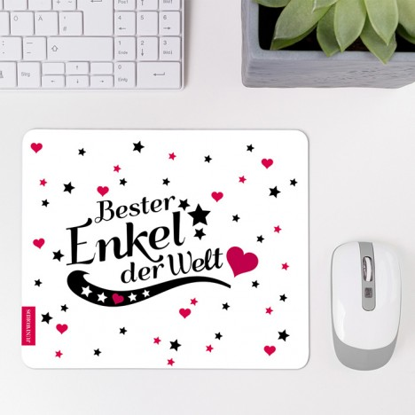 Mousepad Bester Enkel - Motiv 6