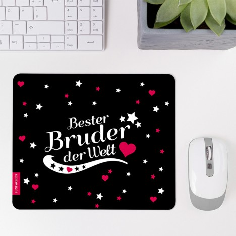 Mousepad Bester Bruder - Motiv 5