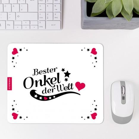 Mousepad Bester Onkel - Motiv 4