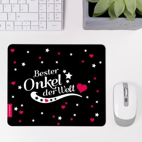 Mousepad Bester Onkel - Motiv 5