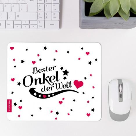 Mousepad Bester Onkel - Motiv 6