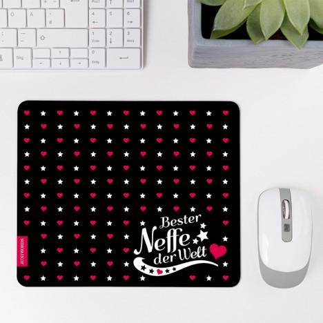 Mousepad Bester Neffe - Motiv 1
