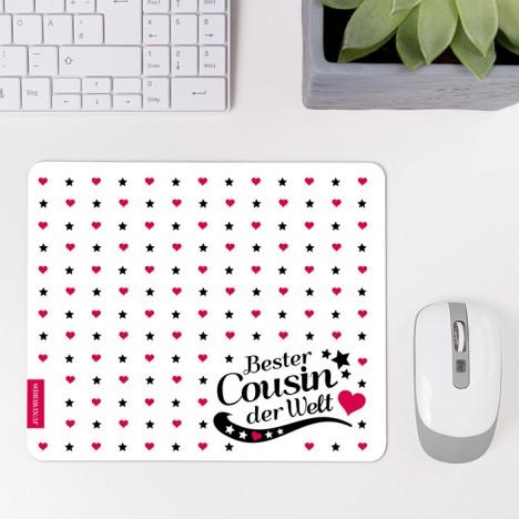 Mousepad Bester Cousin - Motiv 2