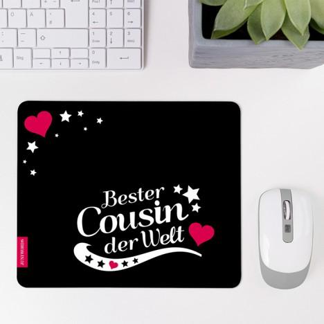 Mousepad Bester Cousin - Motiv 7