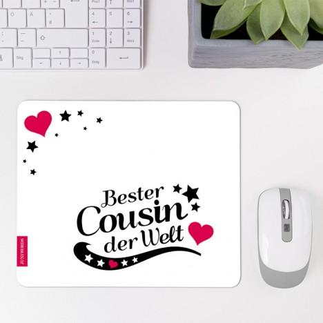 Mousepad Bester Cousin - Motiv 8