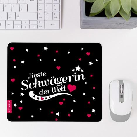 Mousepad Beste Schwägerin - Motiv 5