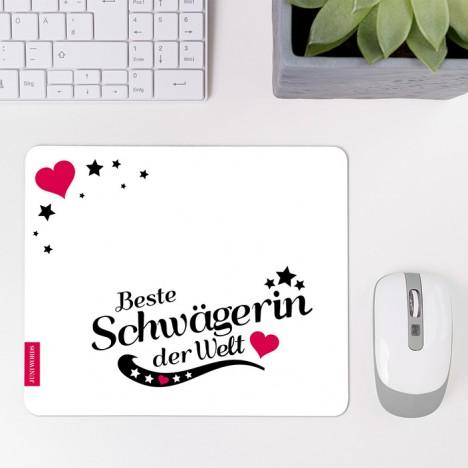 Mousepad Beste Schwägerin - Motiv 8