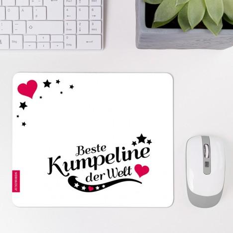 Mousepad Beste Kumpeline - Motiv 8