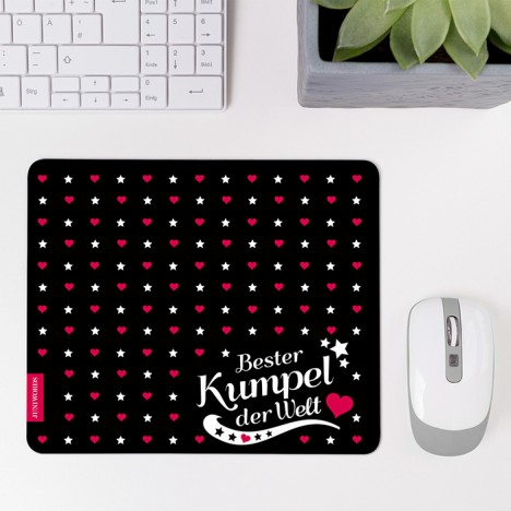 Mousepad Bester Kumpel - Motiv 1