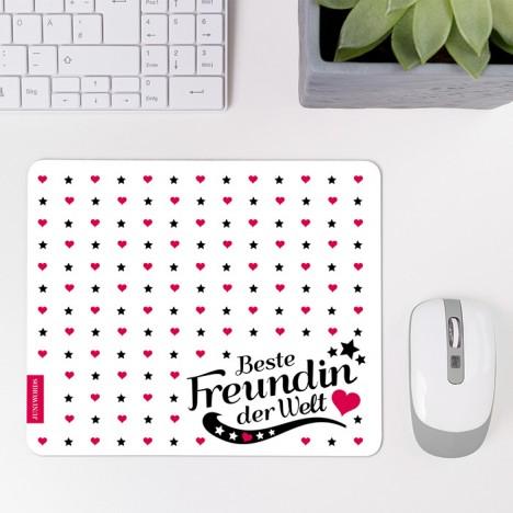 Mousepad Beste Freundin - Motiv 2