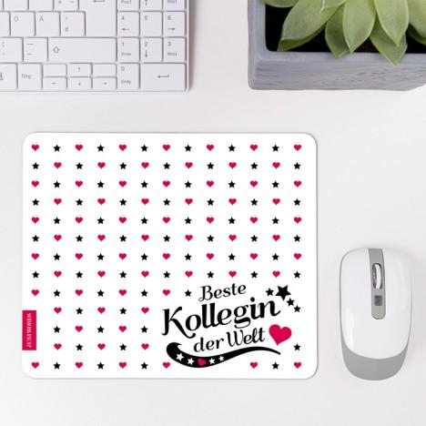 Mousepad Beste Kollegin - Motiv 2