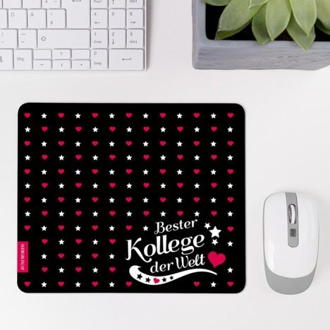 Mousepad Bester Kollege - Motiv 1