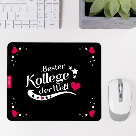 Mousepad Bester Kollege - Motiv 3