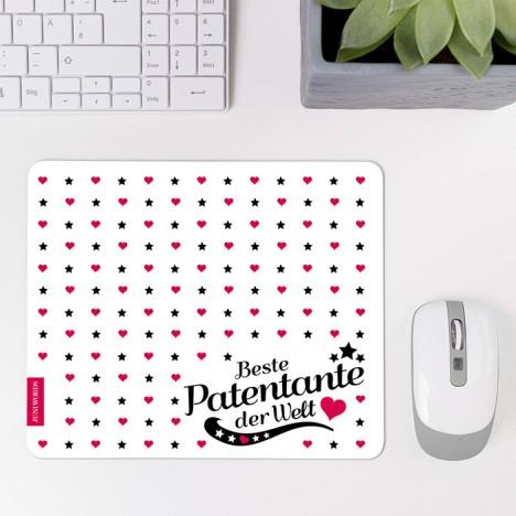 Mousepad Beste Patentante - Motiv 2