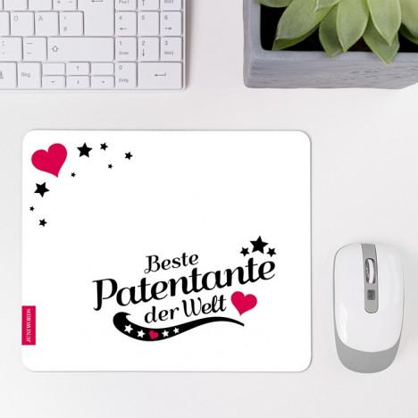 Mousepad Beste Patentante - Motiv 8