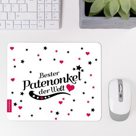 Mousepad Bester Patenonkel - Motiv 6