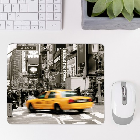Mousepad New Yorker Taxi