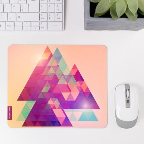 Mousepad Triangle