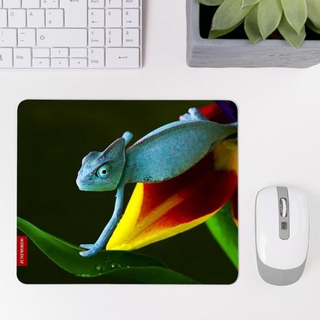 Mousepad Chamäleon