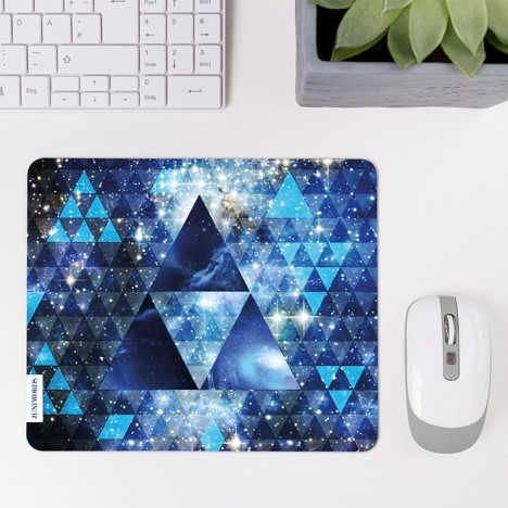 Mousepad Triangle Stars