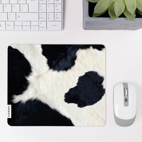 Mousepad Kuhflecken