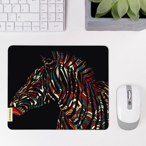 Mousepad Zebra Abstrakt