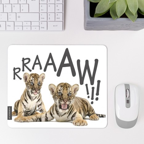 Mousepad Baby-Tiger