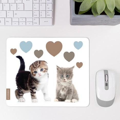 Mousepad Süße Katzenbabys