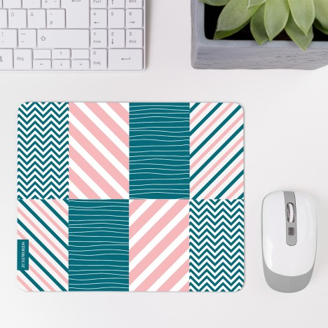 Mousepad Verspieltes Muster