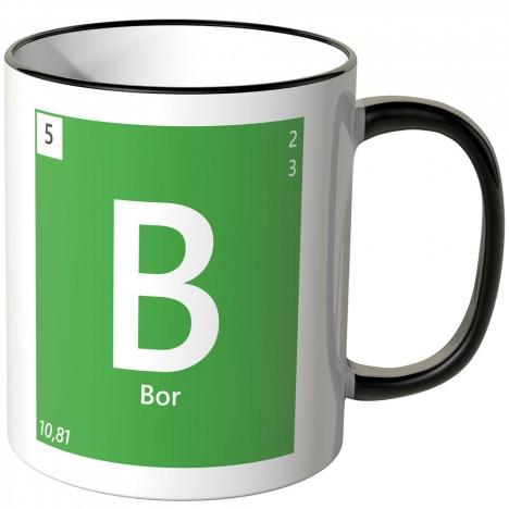 Element bor tasse