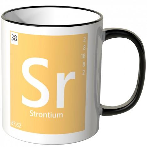 Strontium Element Tasse