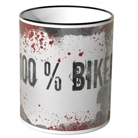 JUNIWORDS Tasse 100% Biker
