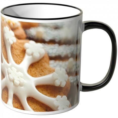 JUNIWORDS Tasse Weihnachtskekse