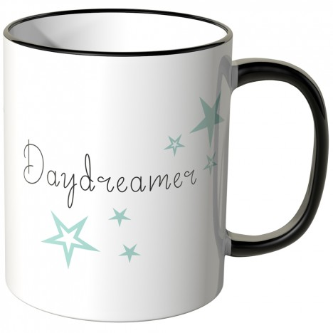 JUNIWORDS Tasse Daydreamer mit Sternen