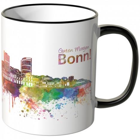 "JUNIWORDS Tasse ""Guten Morgen Bonn!"""