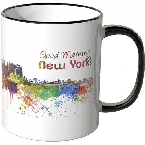 "JUNIWORDS Tasse ""Good Morning New York!"""