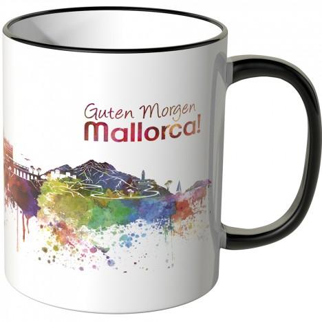 """JUNIWORDS Tasse """"Guten Morgen Mallorca!"""""""