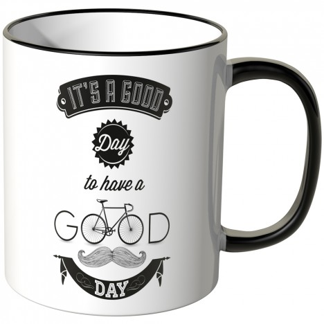 JUNIWORDS Tasse It's a good day to have a good day