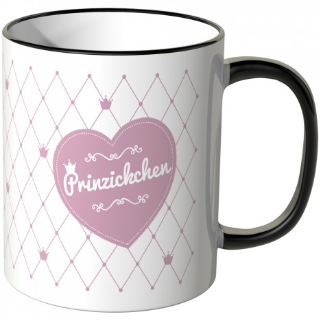 JUNIWORDS Tasse Prinzickchen