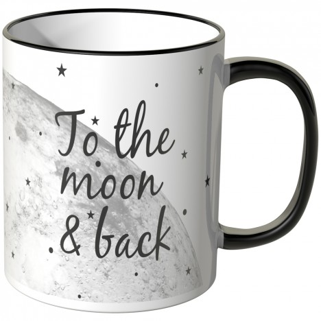 tasse to the moon and back