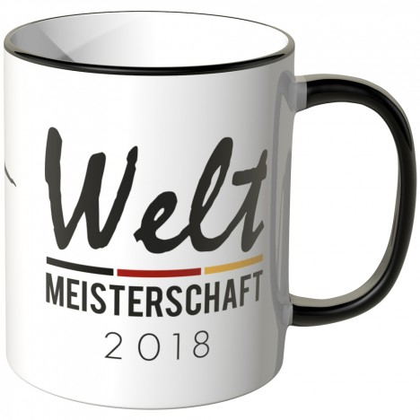 JUNIWORDS Tasse Weltmeisterschaft 2018 - Motiv 2