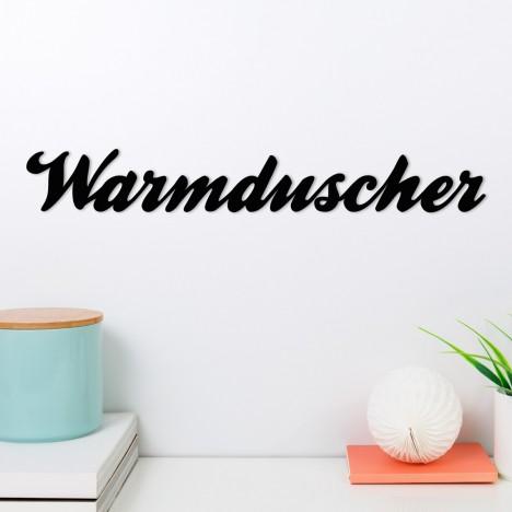 Wandwort Warmduscher
