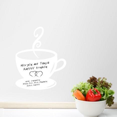 Whiteboard - Kaffeetasse