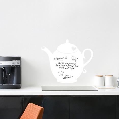 Whiteboard - Teekanne